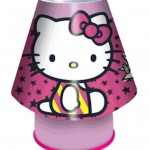 Hello Kitty 06 - Lamp
