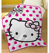Hello Kitty Fleece Blanket - Candy Spot