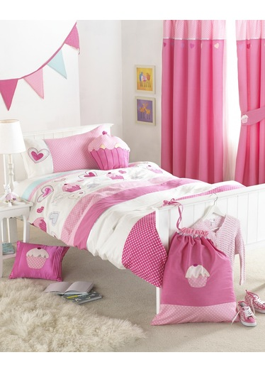Cupcake Childrens Bedrooms