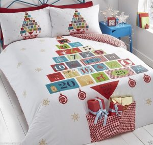 Advent Christmas Bedding