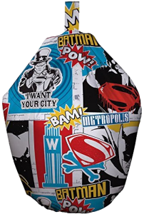 Batman V Superman bean bag