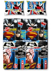 Super Hero bedding
