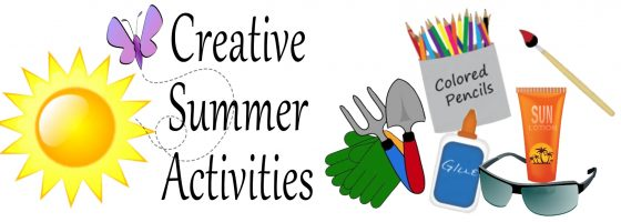 Creative Summer Activities
