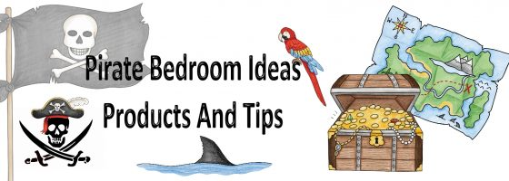 Pirate Bedroom Ideas, Products & Tips
