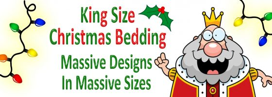 King Size Christmas Bedding