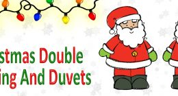 Christmas Double Bedding & Duvets | Children's Rooms