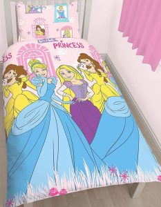 Disney Princess Boulevard Single Bedding