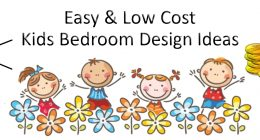 Easy & Low Cost Kids Bedroom Design Ideas, from the Experts at Children's Rooms
