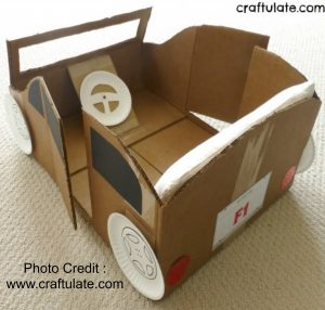 Car from Craftulate
