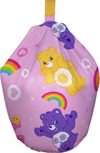 Care Bear bean bag