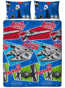 Star Wars Crafts Double Duvet