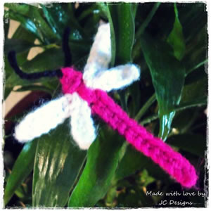 Dragonfly Crochet Pattern