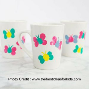 Decorate A Mug from The Best Ideas For Kids