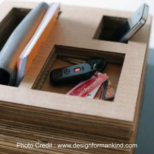 Desk Tidy from Design For Mankind