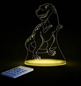 Dinosayr night light