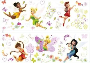Disney Fairy Wall Stickers