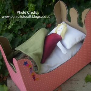 Princess Bed from The Pursuit Of Craft