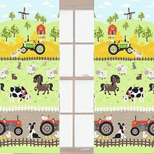 Farm Curtains