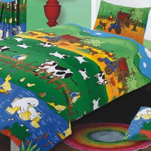 Farm Toddler Bedding