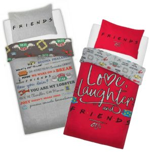 Friends single duvets … also available in double size