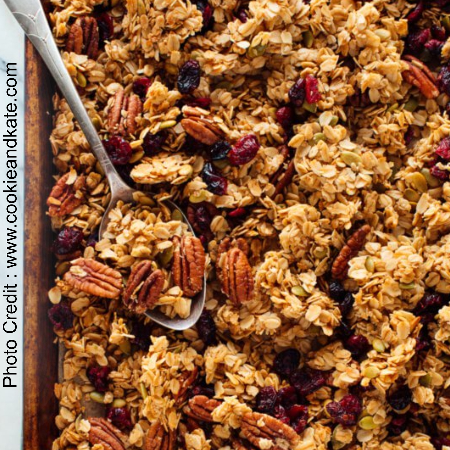Very Best Granola from Cookie And Kate