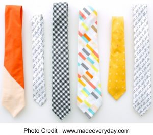 Handmade Tie from Made Everyday