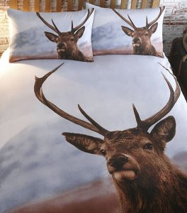 Highland Stag Bedding