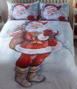 Jolly Santa Bedding