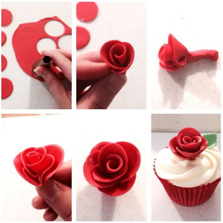 Making Sugar Roses