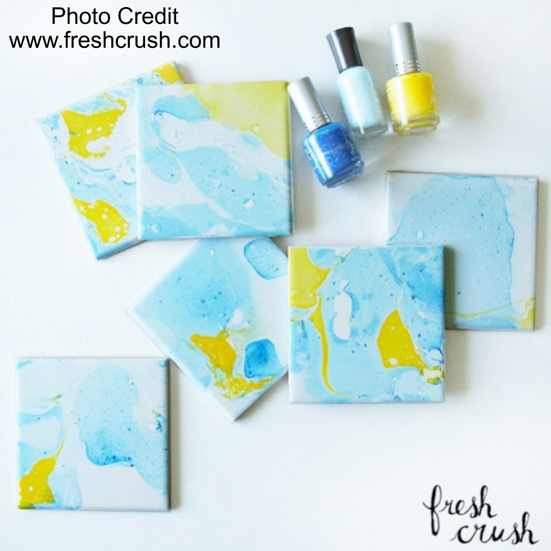 Marbling DIY from Fresh Crush
