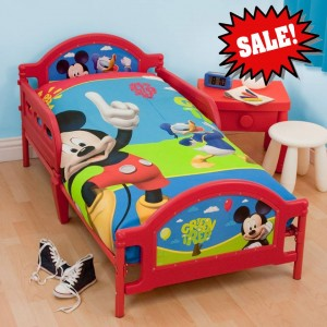 Mickey Mouse Junior Bed