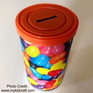 Make A Money Box from My Kid Craft