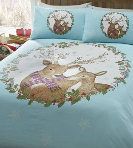 Mr And Mrs Stag bedding