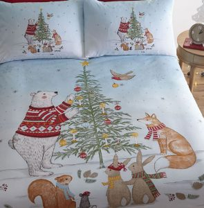 Night Before Christmas Bedding