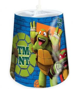 Teenage Mutant Ninja Turtle Light Shade
