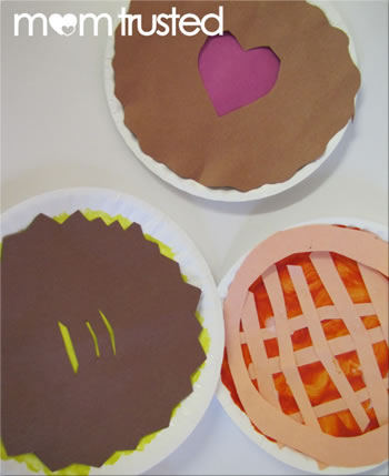 Paper Plate Pies