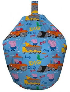 Peppa Pig George bean bag - Dig