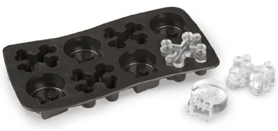 Skull And Cross Bones Ice Cube Tray
