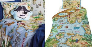 Pirates Ahoy bedding