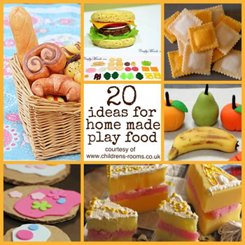 Make Your Own Play Food