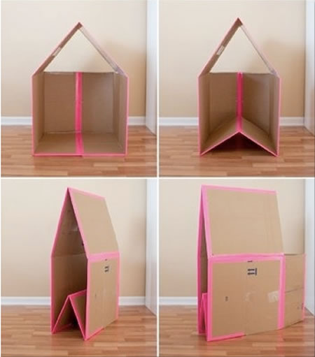 Collapsible Play House