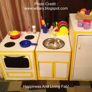Play Kitchen from Willary Blogspot