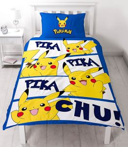 Pikachu Bedding