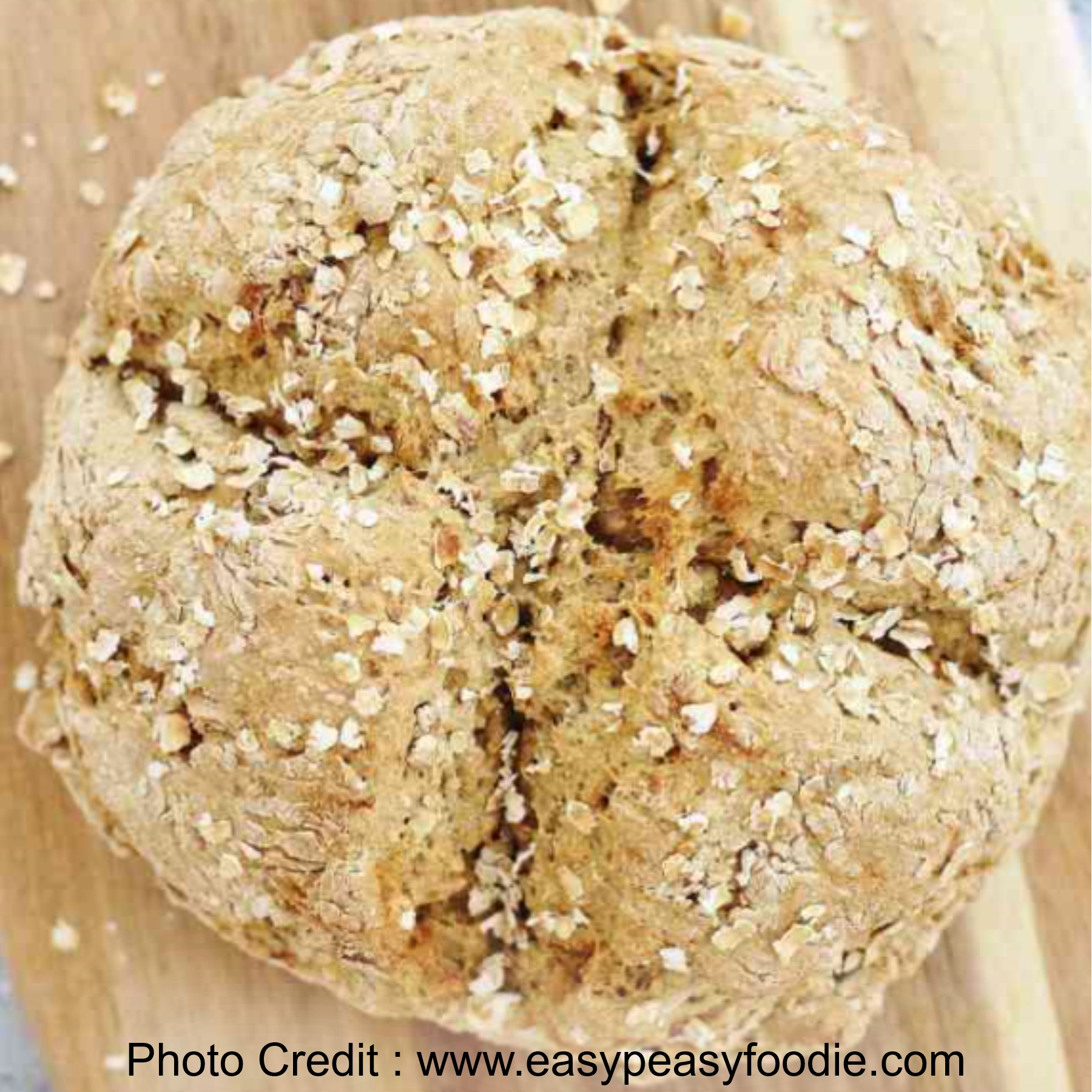 Soda Bread from Easy Peasy Foodie (Dairy Free)