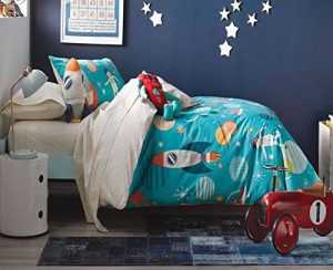 Hiccups Space Bedding