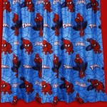 Spiderman - City Curtains