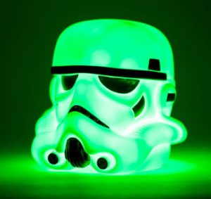 Stormtrooper Colour Changing LED Light