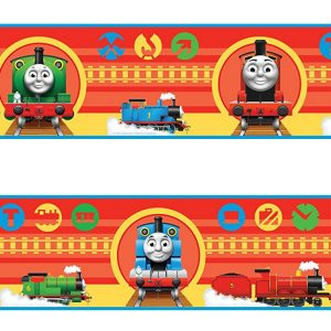 Thomas the Tank Engine Borders