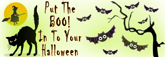 """Ideas To Put The """"Boo!"""" In To Your Halloween."""
