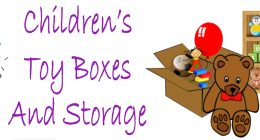 Children's Toy Boxes & Storage: Children's Rooms Products & Ideas